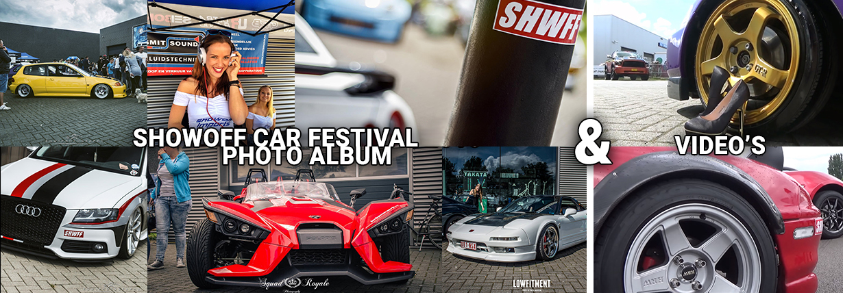 Showoff Car Festival 2017 - Photo Album & Video's